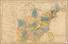 United States Map By Annin & Smith