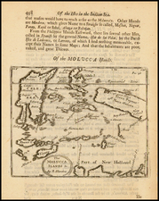 Indonesia Map By Robert Morden