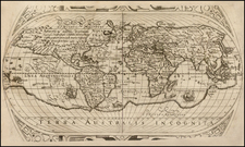 World and World Map By Ephraim Pagitt