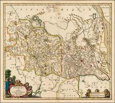 China Map By Jan Jansson
