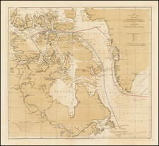Polar Maps and Canada Map By John Murray
