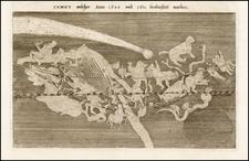 Celestial Maps Map By Matthaus Merian