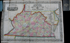Mid-Atlantic and Southeast Map By Ritchie & Dunnavant