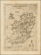 British Isles and Ireland Map By Lafreri School