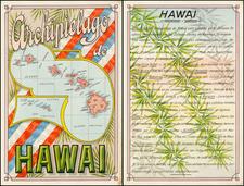 Hawaii and Hawaii Map By Antonio F. Raggio
