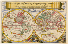 World and World Map By Francois Halma