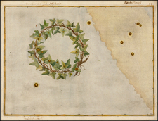Celestial Maps Map By Johann Bayer