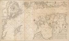 Baltic Countries and Sweden Map By Johannes Van Keulen / Gerard Van Keulen