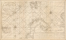 Polar Maps and Scandinavia Map By Johannes Van Keulen