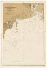 Connecticut Map By Depot de la Marine