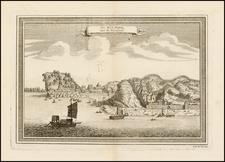 China Map By Johan Nieuhof