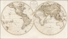 World and World Map By John Russell