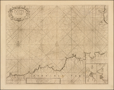 North Africa Map By Mount & Page