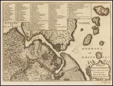 Turkey and Turkey & Asia Minor Map By Gentleman's Magazine