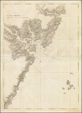 New England and New Hampshire Map By Joseph Frederick Wallet Des Barres