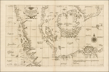 Scandinavia and Denmark Map By Robert Dudley