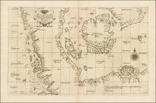Scandinavia and Denmark Map By Robert Dudley