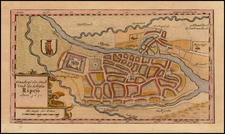Denmark Map By Matthias & Nicholas Peters