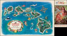 Hawaii and Hawaii Map By Hawaiian Airlines