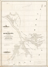 South Map By United States Bureau of Topographical Engineers