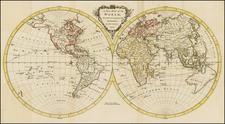 World and World Map By Thomas Kitchin
