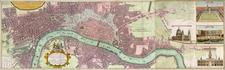 British Isles Map By Homann Heirs