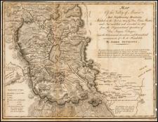 Mexico Map By Alexander Von Humboldt