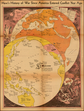 World and World Map By Charles H. Owens / Los Angeles Times