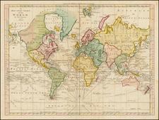 World and World Map By Thomas Bowen