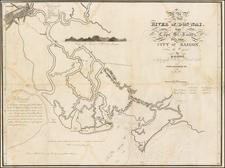 Southeast Asia Map By John White