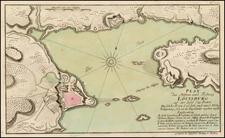 Canada Map By Gabriel Nikolaus Raspe