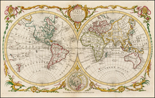 World and World Map By Thomas Bowen