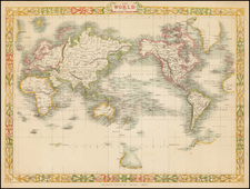 World and World Map By John Rapkin