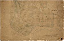 California Map By William F. Boardman