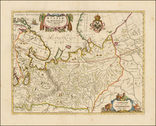Russia Map By Moses Pitt