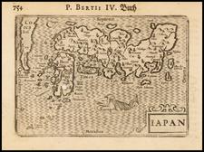 Korea Map By Barent Langenes