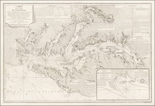 Mid-Atlantic and Southeast Map By Depot de la Marine / Anthony Smith