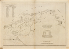 Mid-Atlantic, Pennsylvania and Delaware Map By William Faden