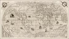 World and World Map By Donato Bertelli