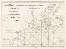 Southeast Asia and Other Islands Map By Jean-Baptiste-Nicolas-Denis d'Après de Mannevillette