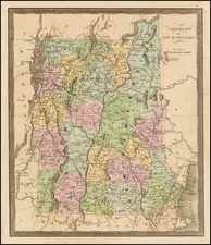 Vermont and New Hampshire By Jeremiah Greenleaf