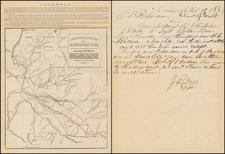 Idaho Map By Idaho & Oregon Land Improvement Company