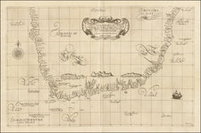 South Africa Map By Robert Dudley