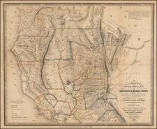 California Map By Alexander Zakreski / Mahlon Milleson