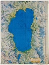 California Map By E. R. Smith