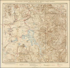 Map By United States Bureau of Topographical Engineers