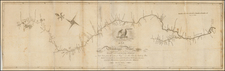 South, Midwest, Plains and Rocky Mountains Map By Zebulon Montgomery Pike