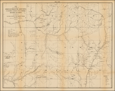 Southwest Map By United States GPO