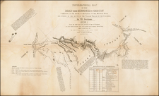 Rocky Mountains Map By John Charles Fremont / Charles Preuss