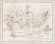 California Map By Clement Humphreys  &  Alexander Zakreski